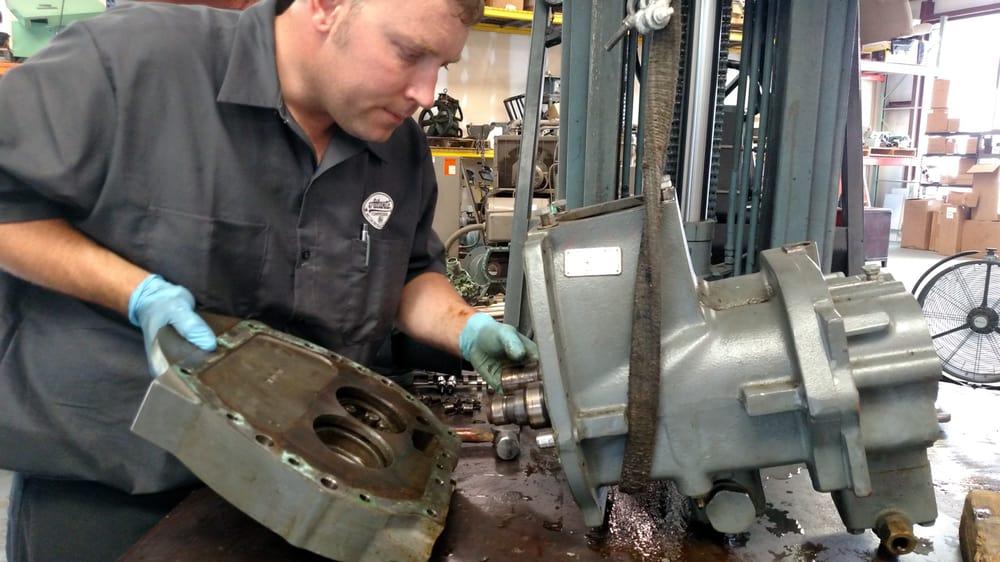 Atlas Copco Airend Rebuild In Our Braselton Ga Rebuild