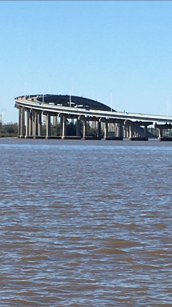 I-210 Israel LaFleur Bridge: Interstate 210, Lake Charles, LA