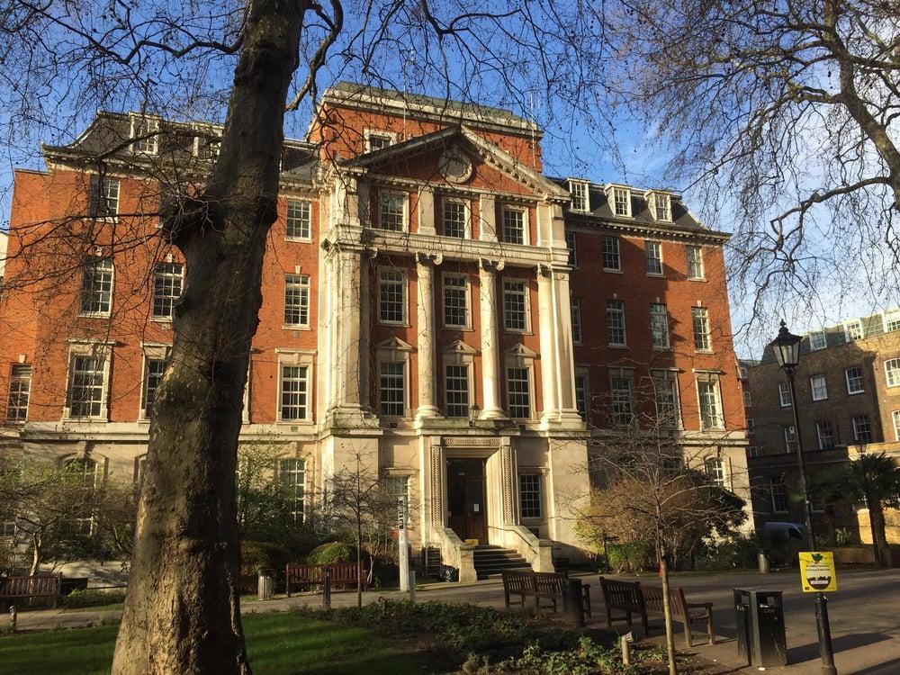 Kings College London - Wolfson House | Weston Street, London SE1 3RB | +44 20 7188 0479