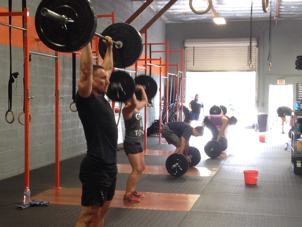 Polarize Crossfit