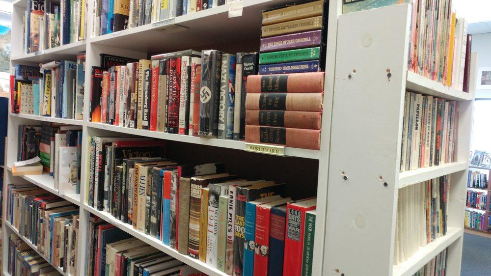 Second Editions Boookshop: 112 S Main St, Elmira, NY