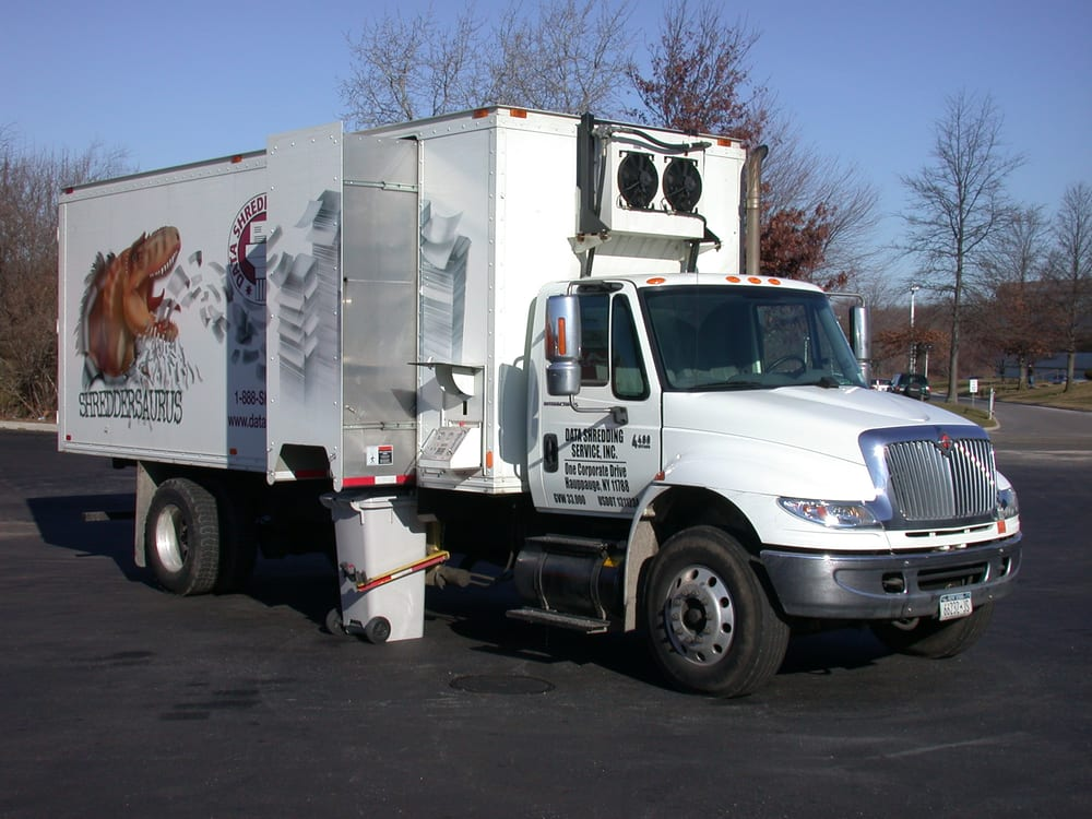 Data Shredding Service, Inc.: 1 Corporate Dr, Hauppauge, NY