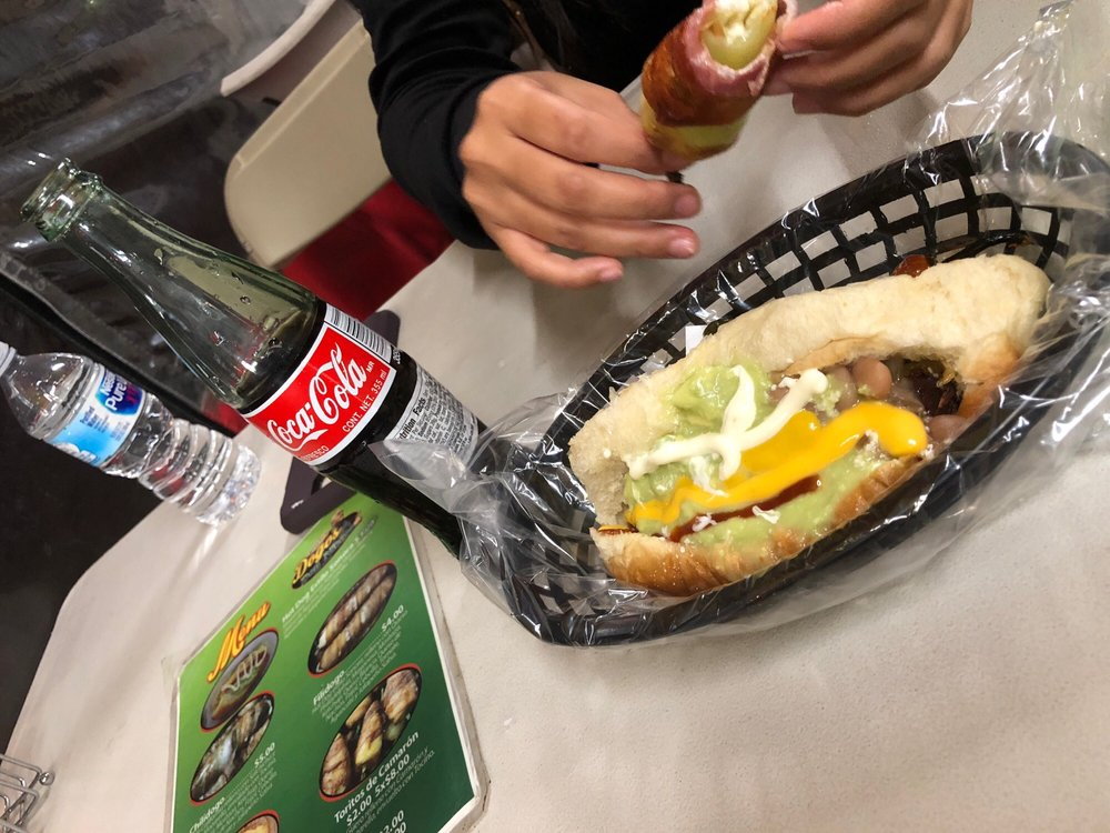 Tacos & Dogos Don Nico: 2333 W Broadway Rd, Mesa, AZ