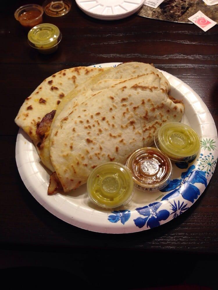 Bean And Cheese Tacos Photo Via Yelp