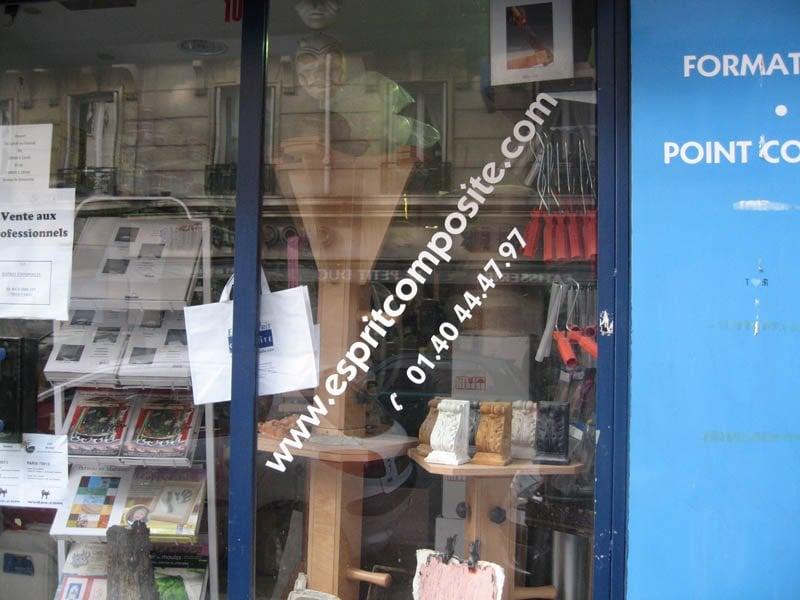 Esprit composite magasin de loisirs 10 rue br zin denfert rochereau par - Esprit magasins paris ...