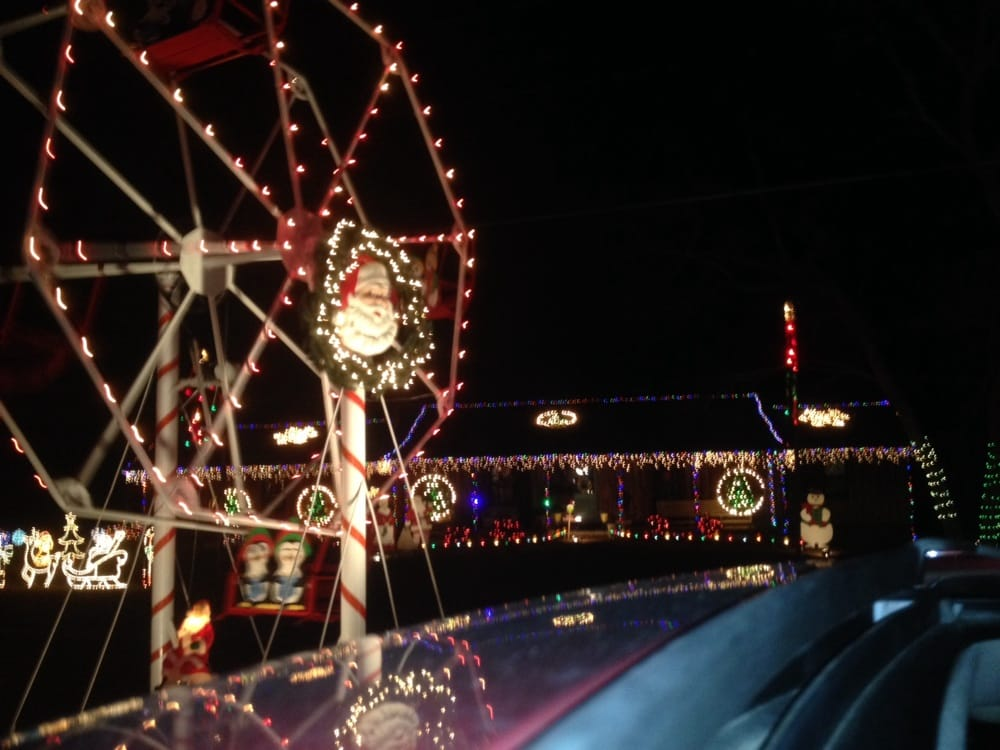Spinning Ferris wheel - Yelp
