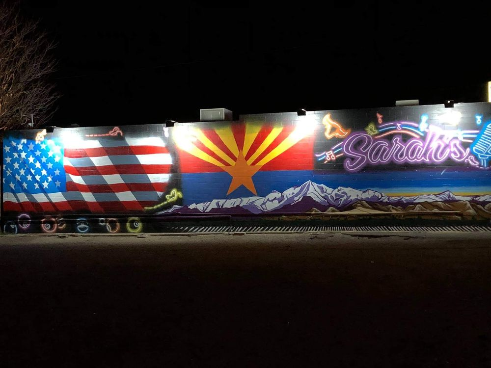 Sarah's Bull Pen: 912 W Thatcher Blvd, Safford, AZ