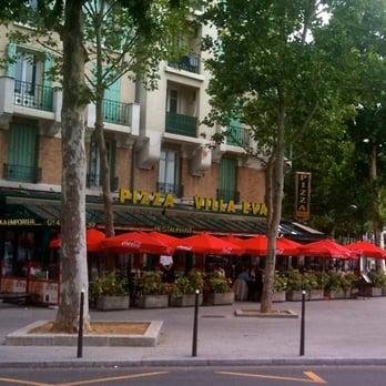 Pizza villa eva pizza 3 boulevard victor 15 me paris - Pizzeria porte de versailles ...