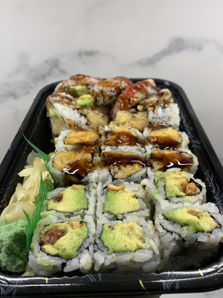 Food from East Hana JC