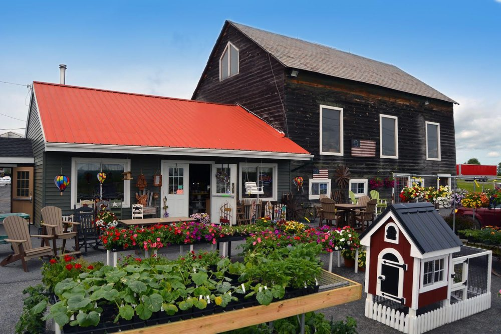 The Garden Barn: 275 County Rte 42, Fort Edward, NY
