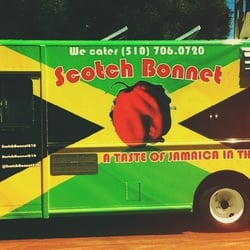 Scotch Bonnet Food Truck