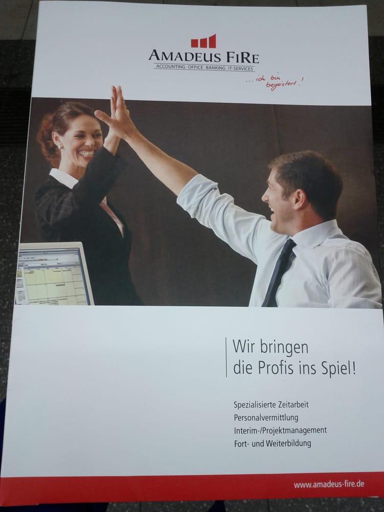 Amadeus fire ag agenzie per il lavoro steindamm 98 st - Agenzie immobiliari ad amburgo ...