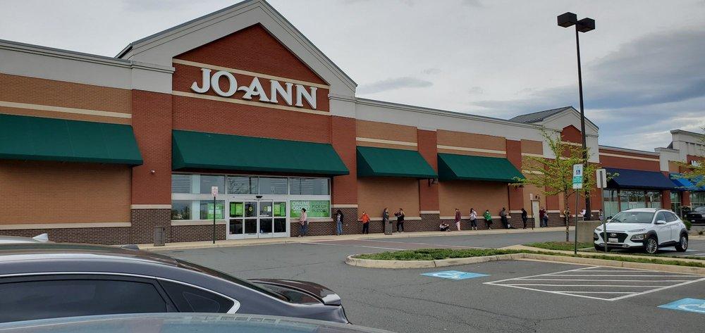 JOANN Fabrics and Crafts: 502 Fort Evans Rd, Leesburg, VA