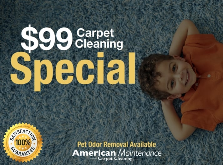 Carpet Clean 3 Rooms For 99 American Maintenance Carpet