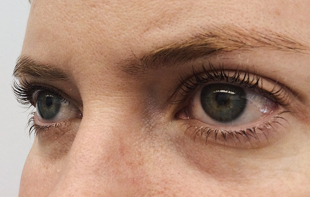 Japanese Eyelash Lift Gives Lashes That Just Curled Looked
