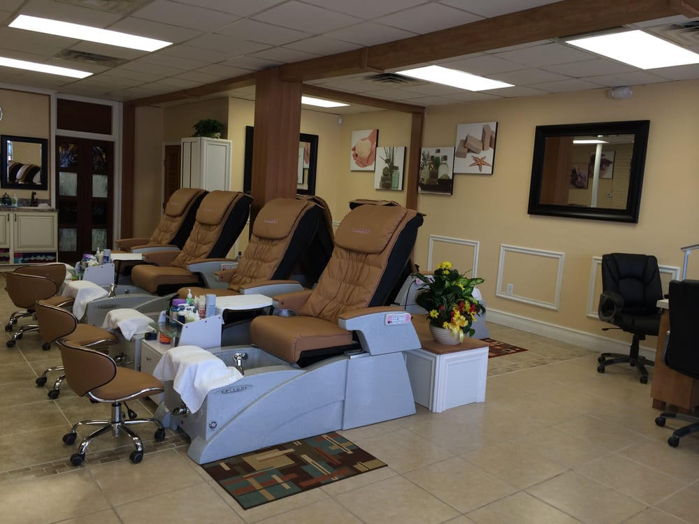 Nails bar  spa lakeland fl