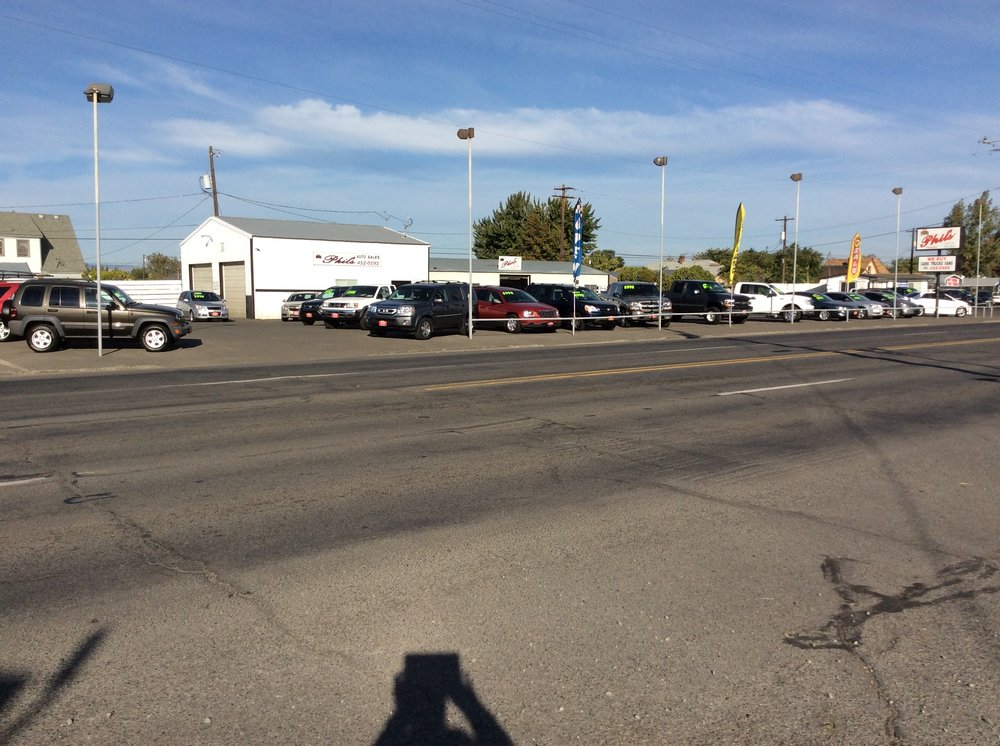 Phil's Auto Sales: 3902 Main St, Union Gap, WA