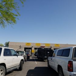 Automotive Smog Check Stations · Photo of ADEQ Vehicle Emission Testing Station - Mesa, AZ, United States
