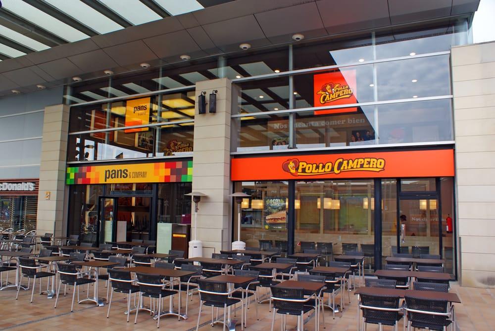 Pollo campero takeaway fast food centro comercial la - Centro comercial maquinista barcelona ...