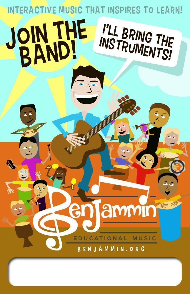 BenJammin Educational Music: 120 S Mill St, Vicksburg, MI