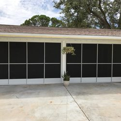 Photo Of BOSS Garage Door U0026 Screen Solutions   Holly Hill, FL, United States