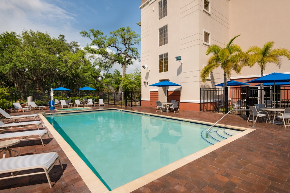 Fairfield Inn & Suites Clearwater: 3070 Gulf To Bay Blvd, Clearwater, FL