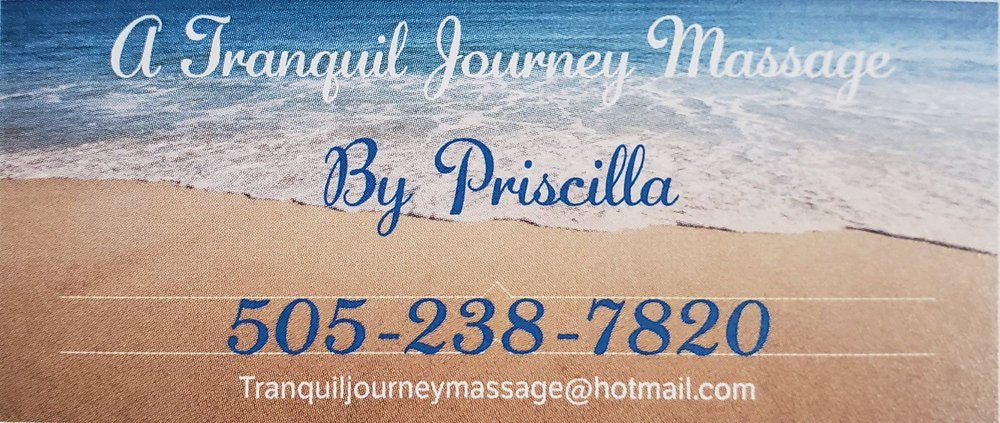 A Tranquil Journey Massage: Los Lunas, NM