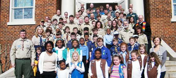 BSA Cub Scout Pack 41: 413 W Whitner St, Anderson, SC