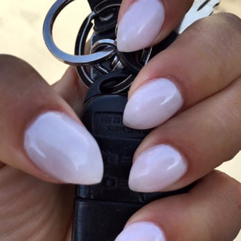 Pink white nails 24 photos 50 reviews nail salons for 24 hour nail salon brooklyn