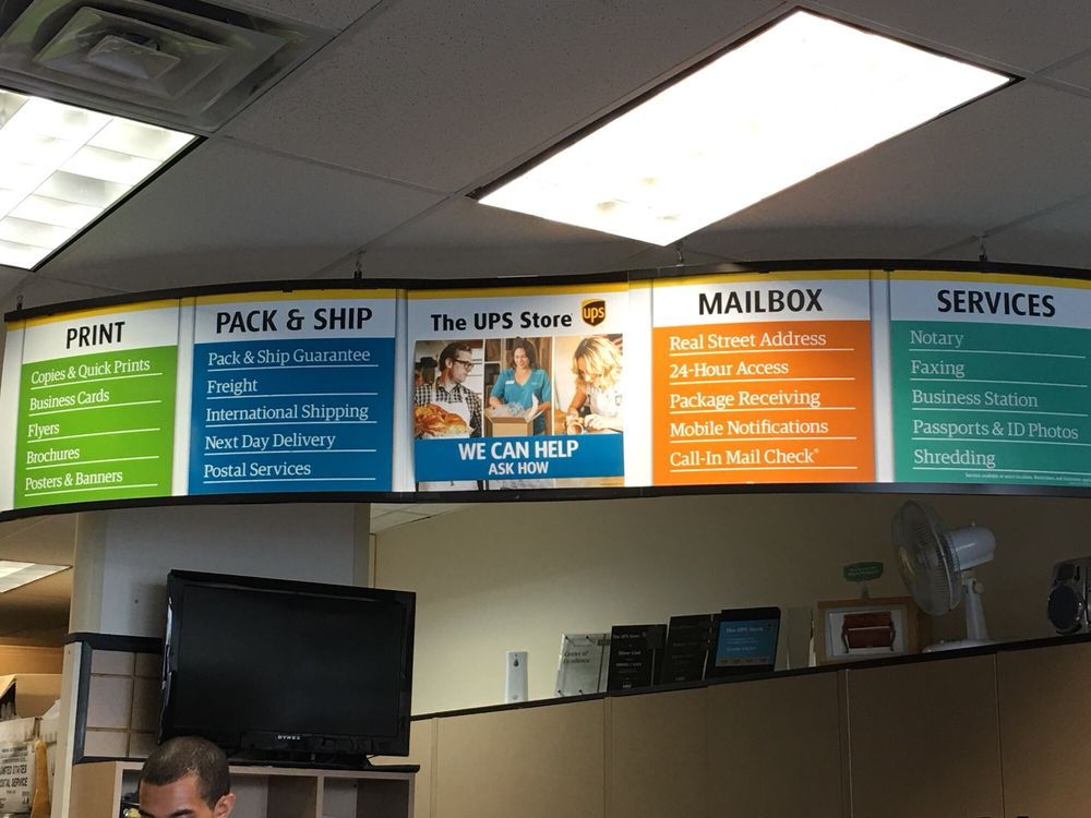 The UPS Store - 16 Photos - Shipping Centers - 990 Hwy 287 N ...
