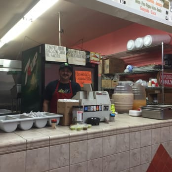 Photo Of Lino S Tacos Panorama City Ca United States Edgar Serves Up