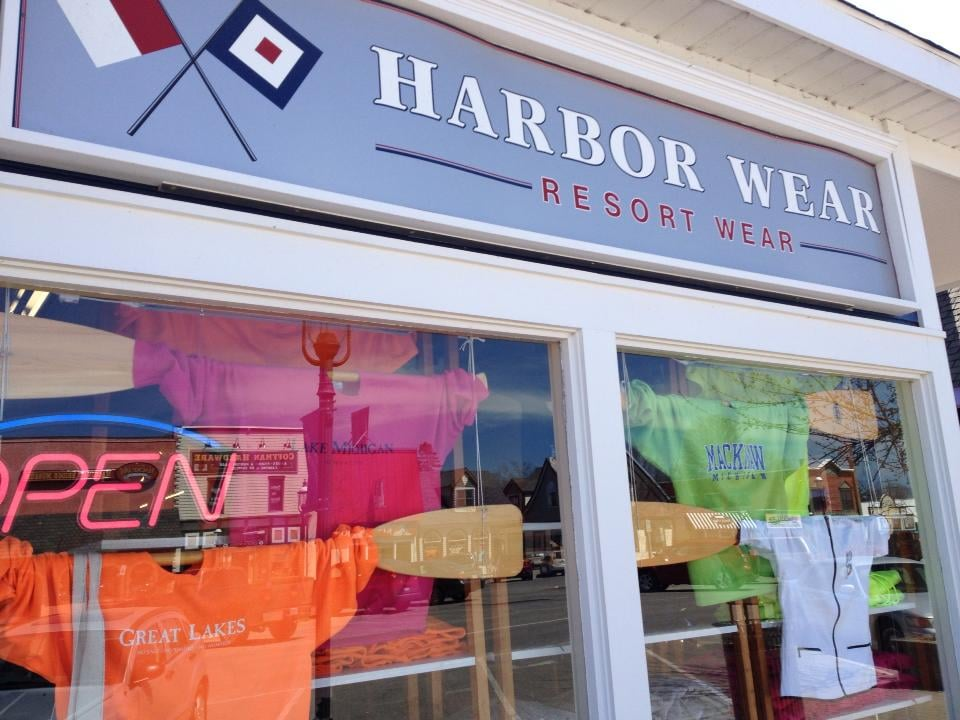 Harbor Wear: 223 E Central Ave, Mackinaw City, MI