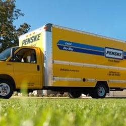 Truck Rental Houston >> Penske Truck Rental Truck Hire 351 Gellhorn Dr