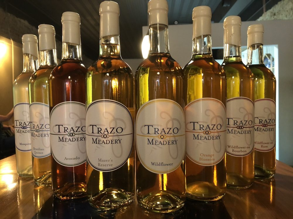 Social Spots from Trazo Meadery