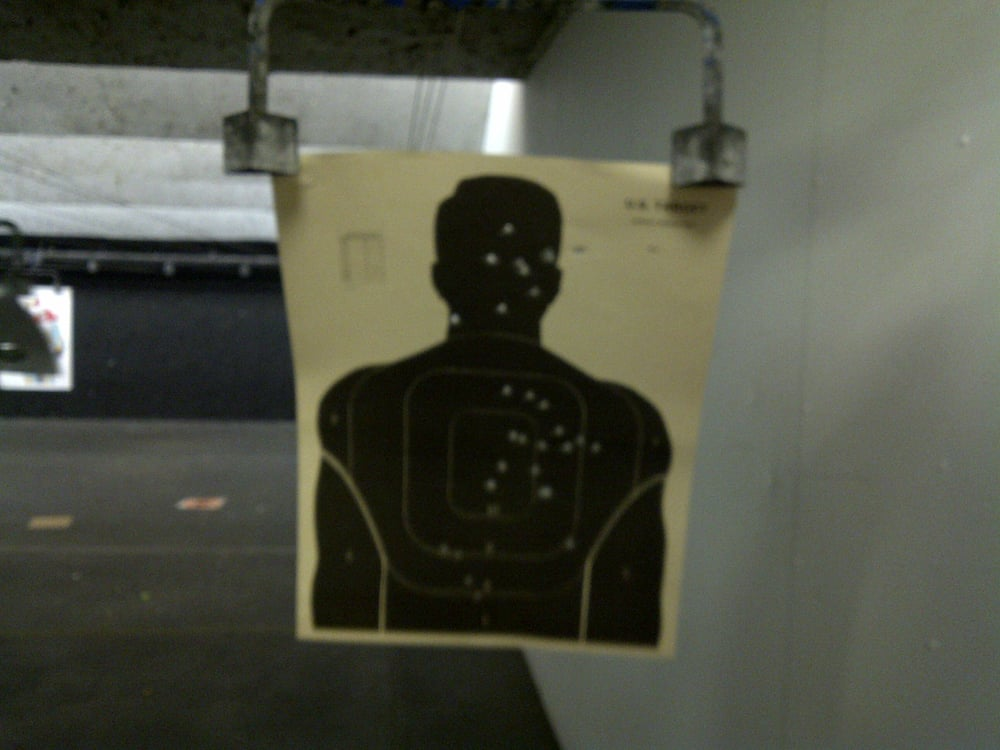 Shooting Range Huntington Beach Ca