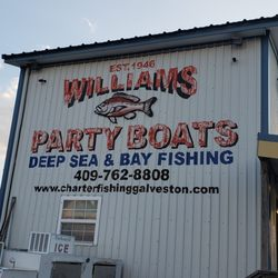 Photo Of Williams Party Boats Inc Galveston Tx United States
