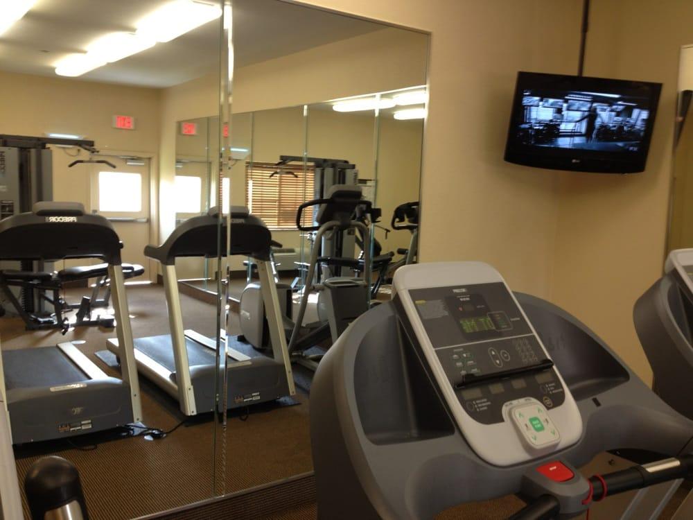 Candlewood Mini Gym: 6900 Hastings St, Avondale, LA