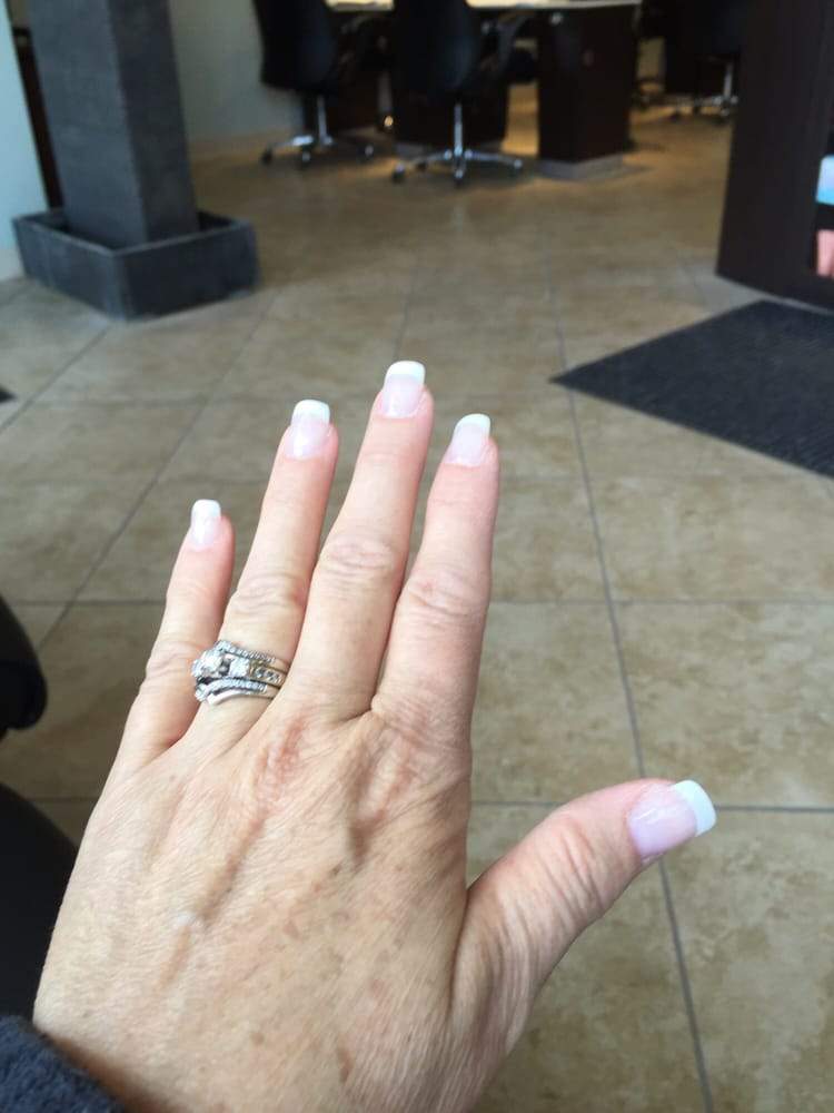 Nails done the way I asked! Loved them! - Yelp