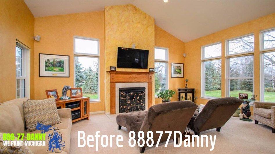 88877Danny Painting & Home Services: 4437 Harp Dr, Linden, MI