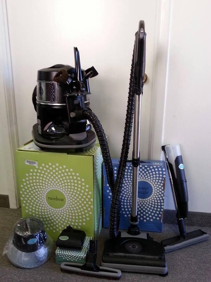 Rainbow Vacuum Appliances Amp Repair 2100 N State Hwy
