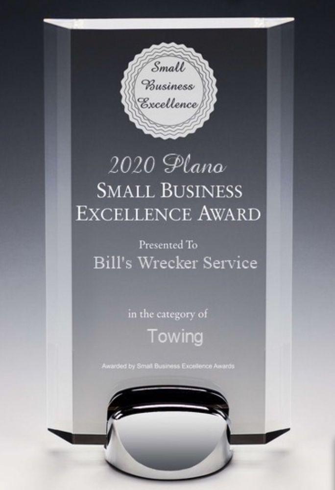 Towing business in Prosper, TX
