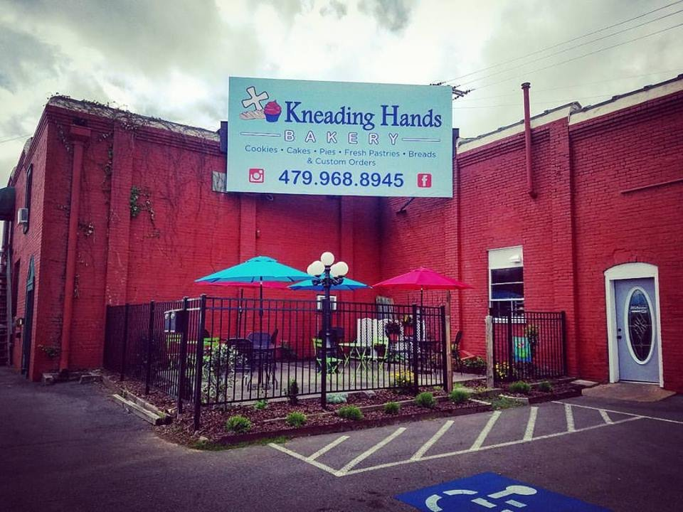 Kneading Hands Bakery: 411 W Parkway Dr, Russellville, AR