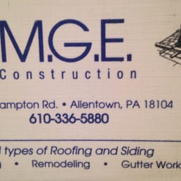 Mge Construction Closed 12 Photos Contractors 1352
