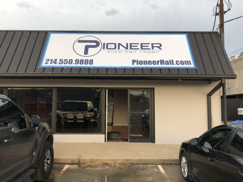 Pioneer Auto Hail Repair