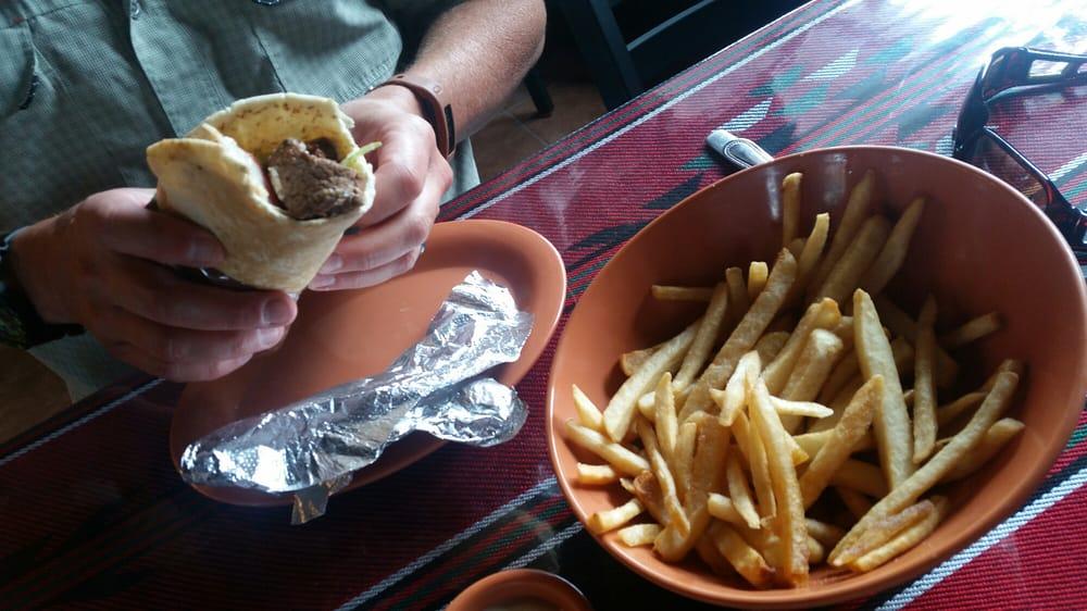 Yummy really great mediterranean food yelp for Ali baba mediterranean cuisine