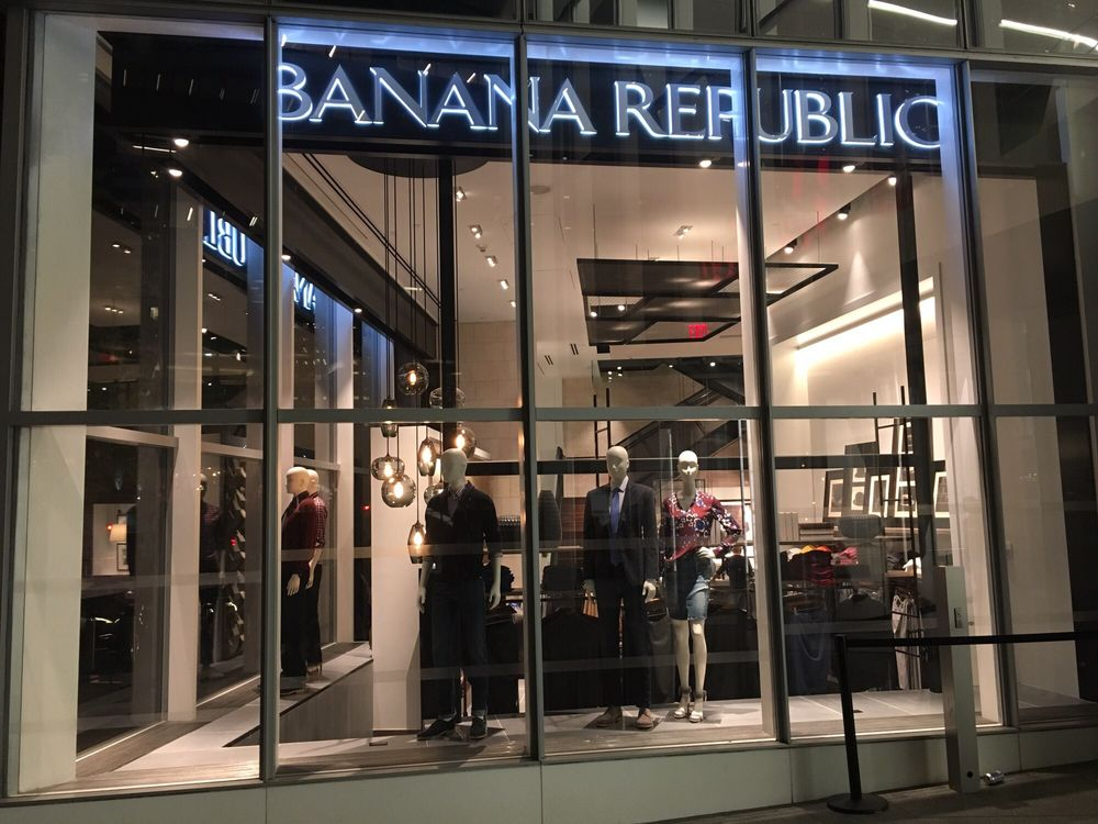 Banana Republic and coolvloadx4.ga compete to reach the same customers, but they both have struggled in recent years. Made in NYC; Stock quotes by also in the Financial District.