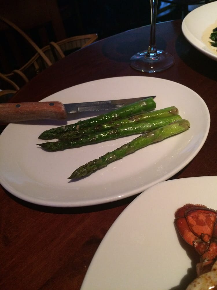Side of grilled asparagus not worth it yelp for Mitchell s fish market rochester