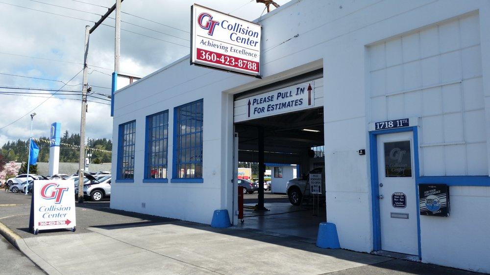GT Collision Center: 1060 Vandercook Way, Longview, WA