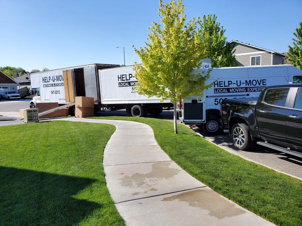 Help-U-Move: 3412 N Swallow Ave, Pasco, WA