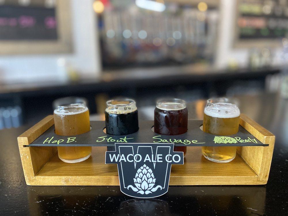 Waco Ale Co: 806 Austin Ave, Waco, TX